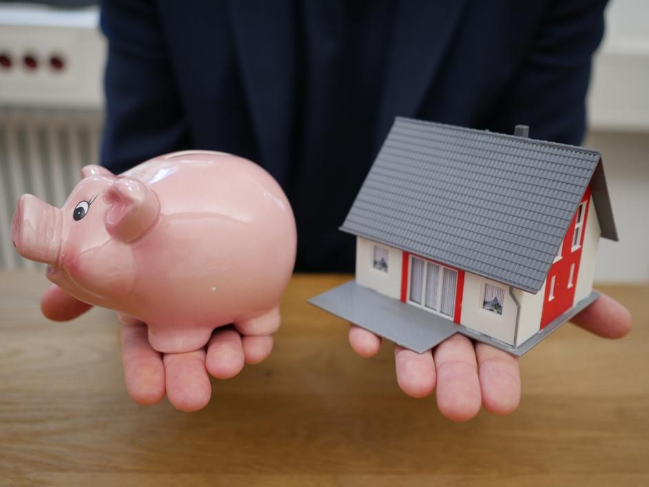 Um ein Haus im Wert zu erhalten, müssen Eigentümer regelmäßig investieren.